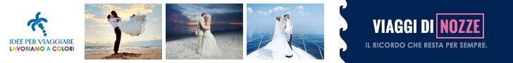 Viaggi di nozze: il ricordo che resta per sempre!